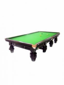 12 FEET SNOOKER TABLE  GREEN TABLE CLOTH XD18103 VICTORIAN