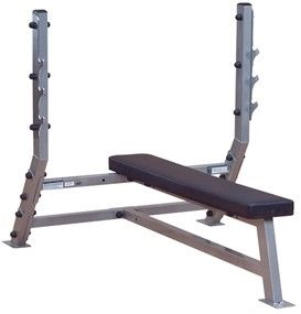 FIXED FLAT BENCH SFB349G W-UPRIGHT
