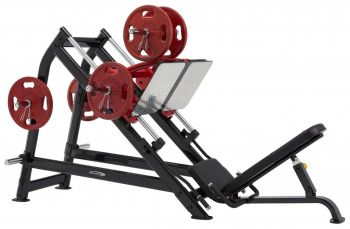 PLATE LOAD DECLINE PRESS (BLCK PAD) PLDP-BR