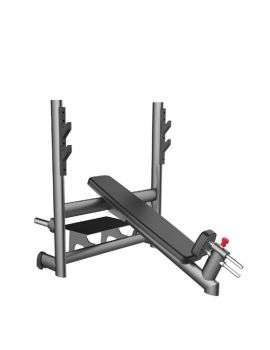 GYM80 INCLINE BENCH CN004009
