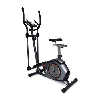 2 IN 1 ELLIPTICAL TRAINER 5106EA W/NEW COMPUTER
