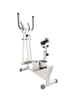 ELLIPTICAL BIKE HM894 WHITE