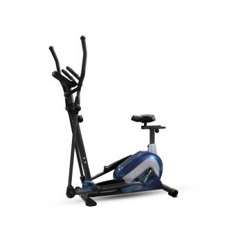ELLIPTICAL BIKE BC73502 BLU/BLK