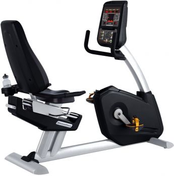 STEELFLEX COMMERCIAL RECUMBENT BIKE PR-10