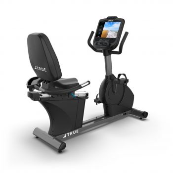 TRUE RECUMBENT BIKE-COMMERCIAL-400 W CONSOLE LED RC400-19