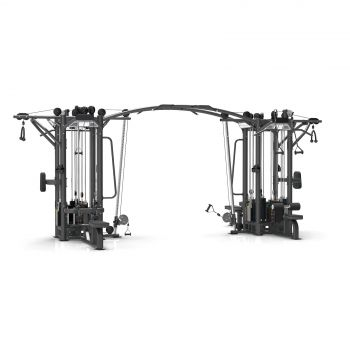 8 STATION GYM W/200LBS( IT9027OPT+ IT9127 )IT9327