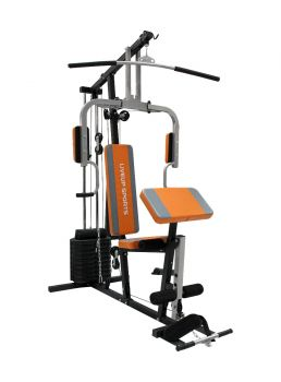HOME GYM LS1002 WITH STACK 10*10 100LBS