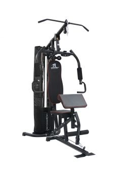 ONE STATION HOME GYM YQP58 BLK