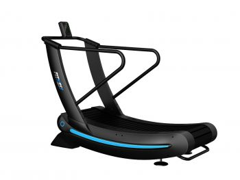 Self-Generating Curve Treadmill black TZ-E3000C