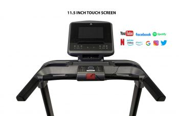 ELECTRONIC TREADMILL 3 HP YK-ET1801C