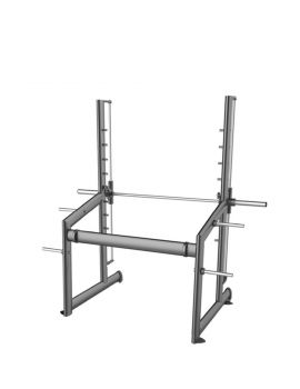 GYM80 MULTI PRESS STATION W BARBELL CN004002