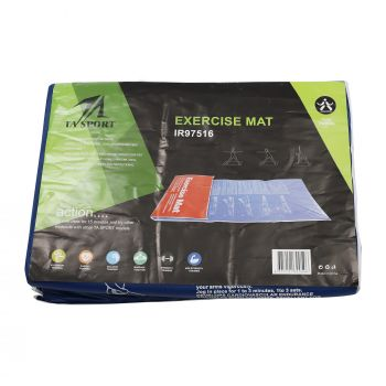 EXERCISE MAT 3CM WITH COLOR PAPER IR87125