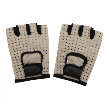 LEATHER LIFTING GLOVES IR97837
