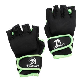 GLOVE WITH WEIGHT SGW013 BLACK