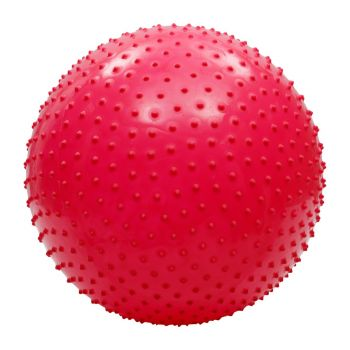 ANTI-RESISTANT GYM BALL 55CM WITHOUT PUMP IR97404