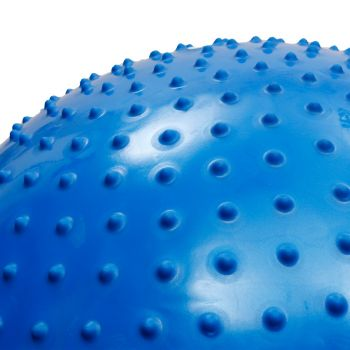 ANTI-RESISTANT GYM BALL 65CM WITHOUT PUMP IR97404