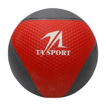 MEDICINE BALL 9 KG MB6304 WITH WHITE LOGO