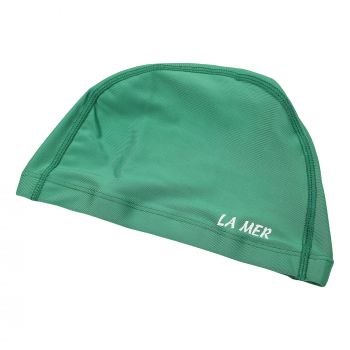 LYCRA CAP LAMER SENIOR WIDE BAND GREEN LY02