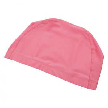 LYCRA CAP LAMER SENIOR WIDE BAND PINK LY02