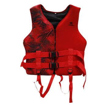 ADULT SWIMMING VEST RC1901 RED