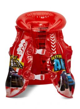 INFLATABLE SWIMMING VEST D702007-F 50*45CM RED