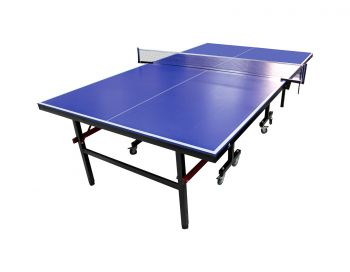 OUTDOOR T T TABLE WITH WHEELS SY-007B BLUE