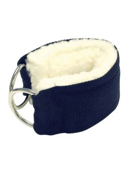 NYLON ANKLE STRAP WITH WOOL LINING NAS3